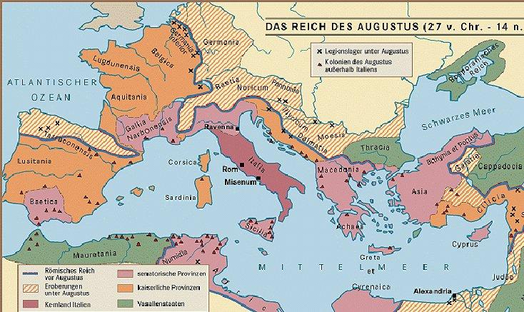 Römisches Reich Karte.Prof Dr Ulrich Menzel Die Ordnung Der Welt